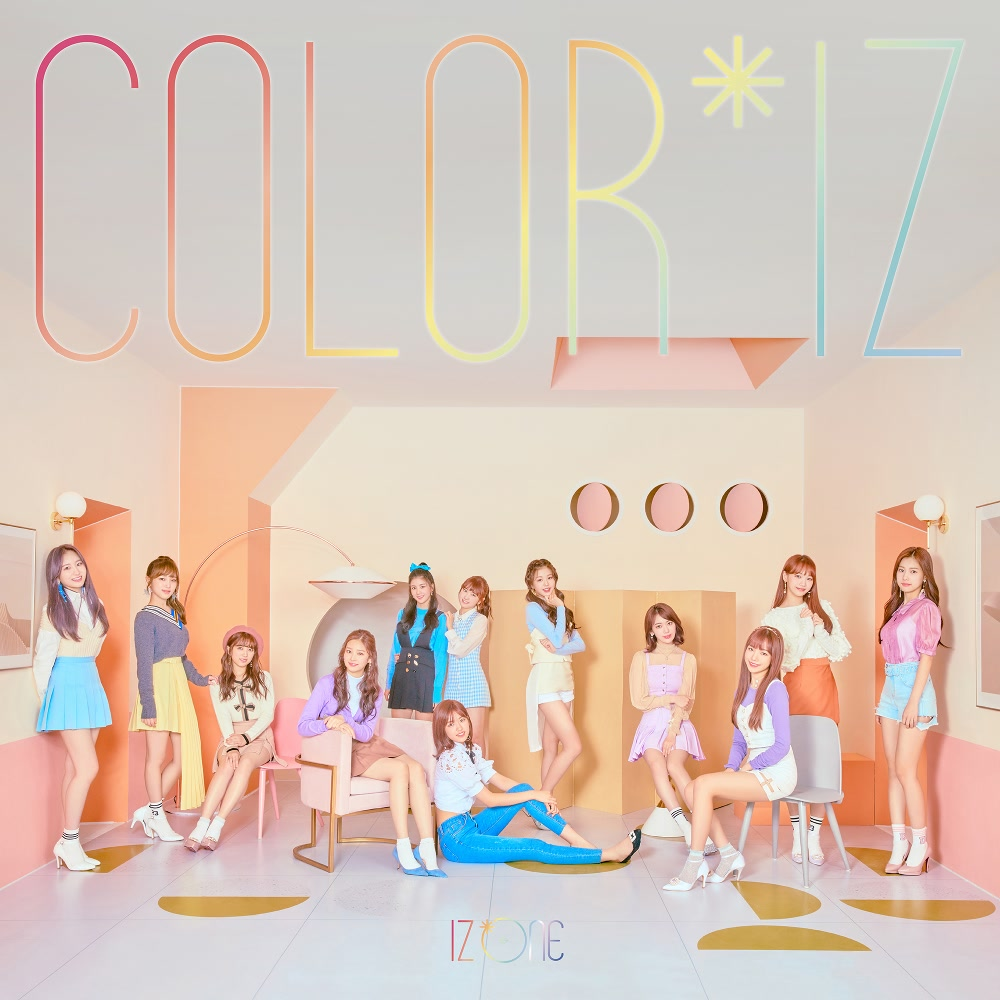 La Vie En Rose - IZ*ONE | Zing MP3