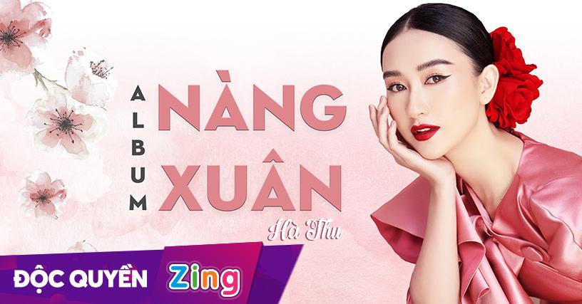 Image result for album nàng xuân-hà thu