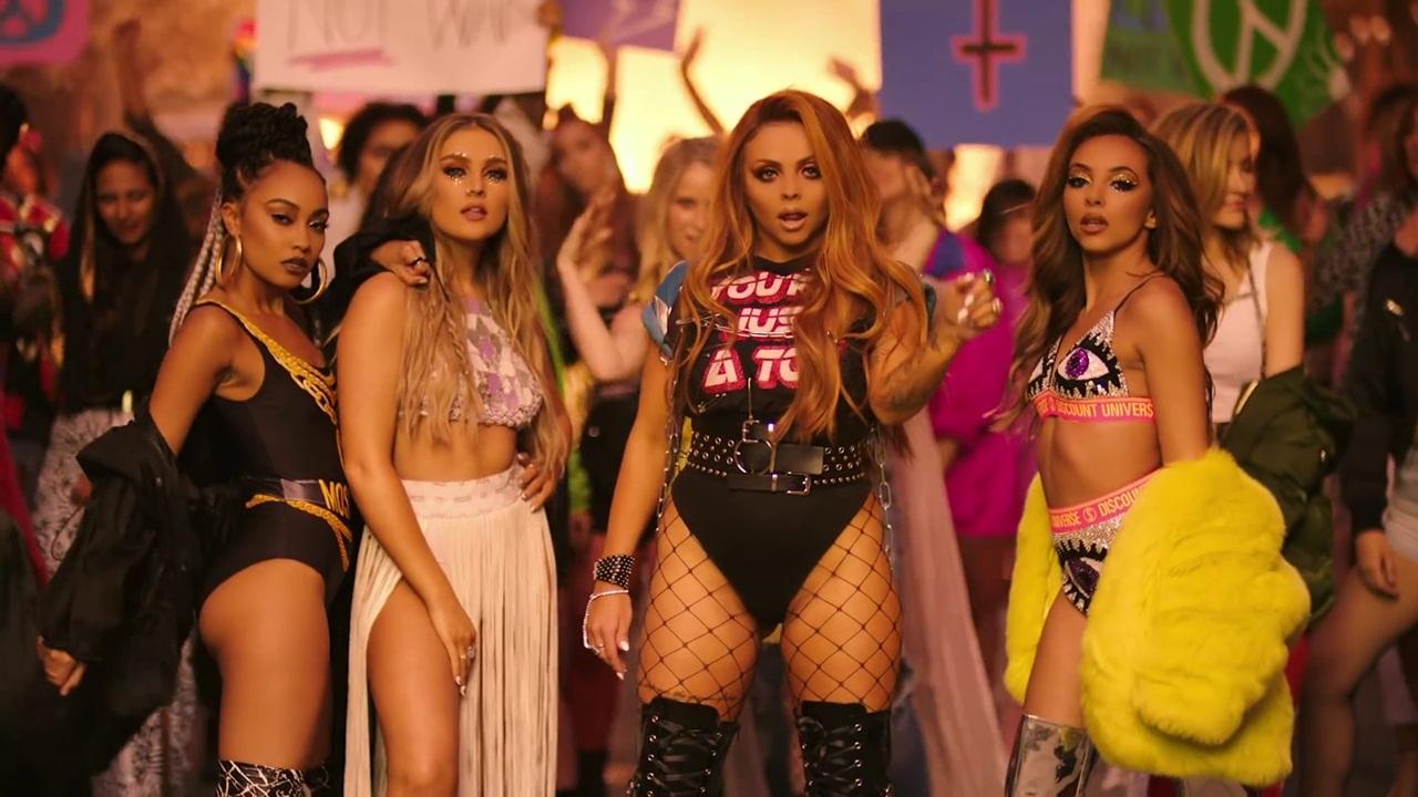 Little Mix британская гёрлгруппа образованная в 2011 году и ставшая победителем восьмого